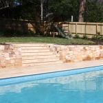 Paving and pool surrounds